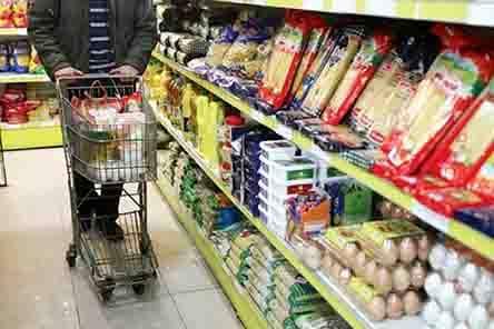 توزیع کالا در فروشگاه های زنجیره ای قابل رصد است