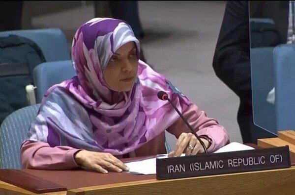 نامه ایران به رئیس شورای امنیت